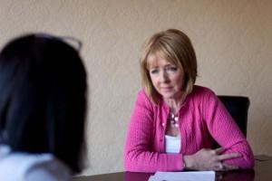 Joan Freeman, CEO Pieta House